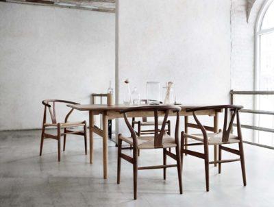 CH24, la chaise iconique et intemporelle d'Hans Wegner