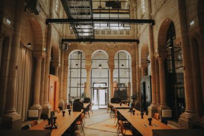 WiN'Nantes, élu plus bel espace de coworking en France