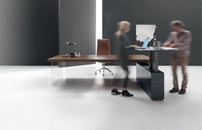 Kyo, le bureau de direction tendance et fonctionnel de Martex