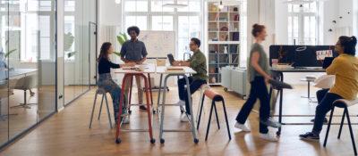 Se:lab, un programme pour des méthodes de travail agiles au bureau